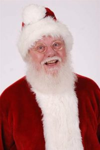 Vancouver Santa for hire headshot